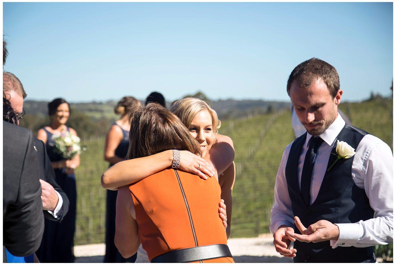 Scott and Meagan Adelaide Hills Wedding