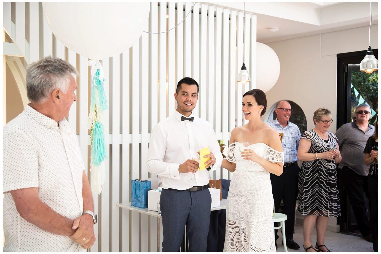 Daniel and Ashleigh Adelaide Wedding
