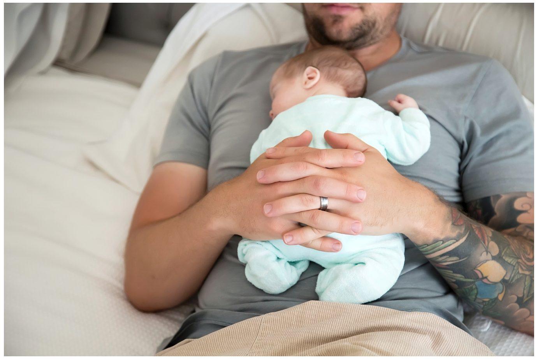 Adelaide Hills Newborn Photography