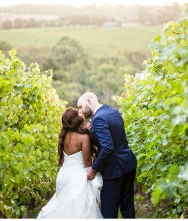 McLaren Vale Wedding - JAMES & LUCY