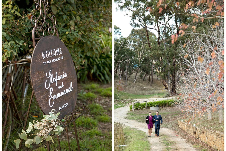 Em and Stef Adelaide Hills Wedding