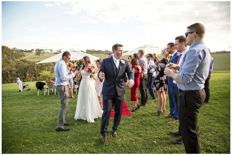 Adelaide Hills Wedding - CIARAN & DANIELLE
