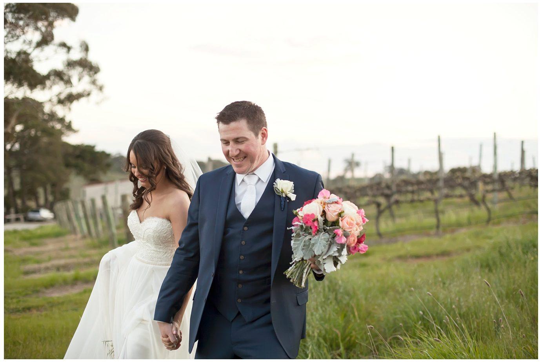 Ciaran and Danielle Adelaide Hills Wedding