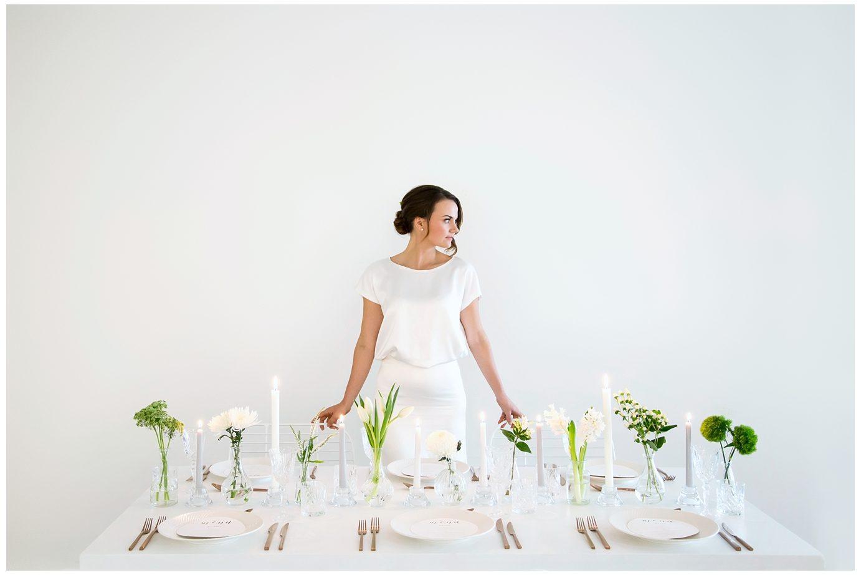 Styled Bridal Shoot - SIMPLICITY