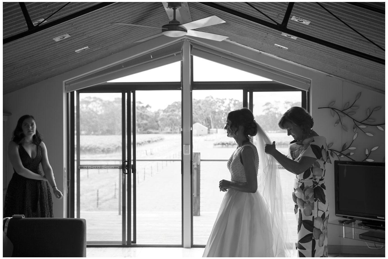 Nicholas and Joanna Fleurieu Wedding