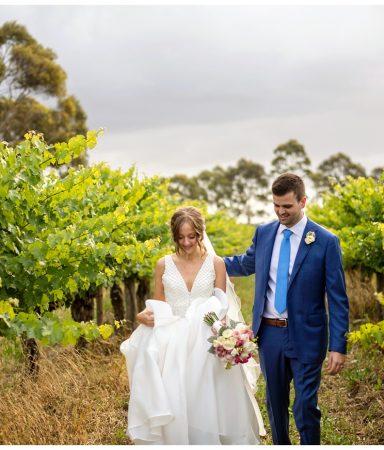Fleurieu Wedding - JOANNA & NICHOLAS