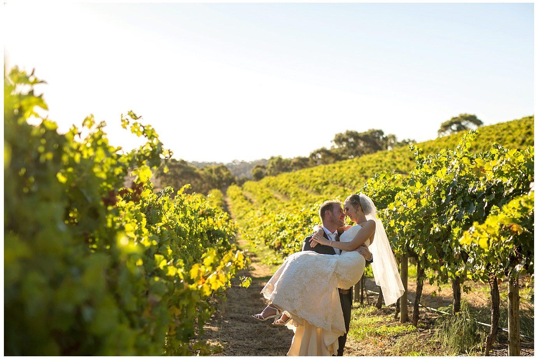 McLaren Vale Wedding - PHIL & ELLEN