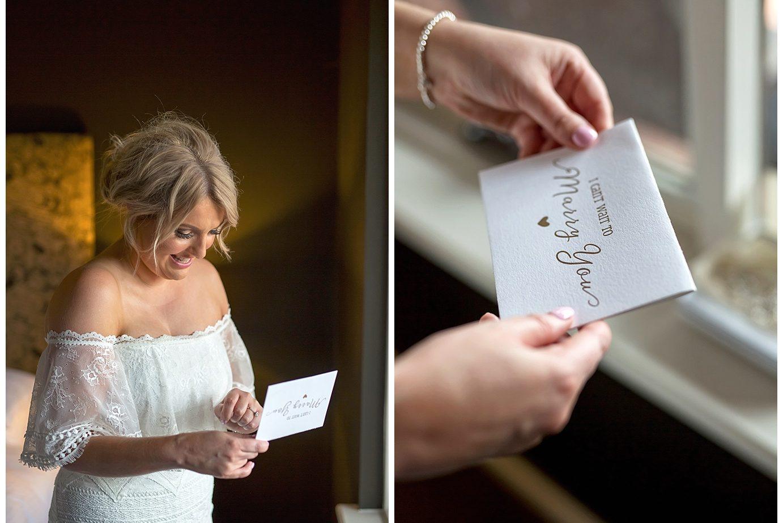 Justin and Emily Fleurieu Wedding