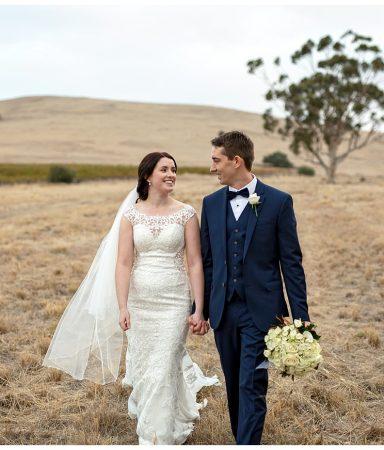 Barossa Wedding - JARRAD & REBECCA