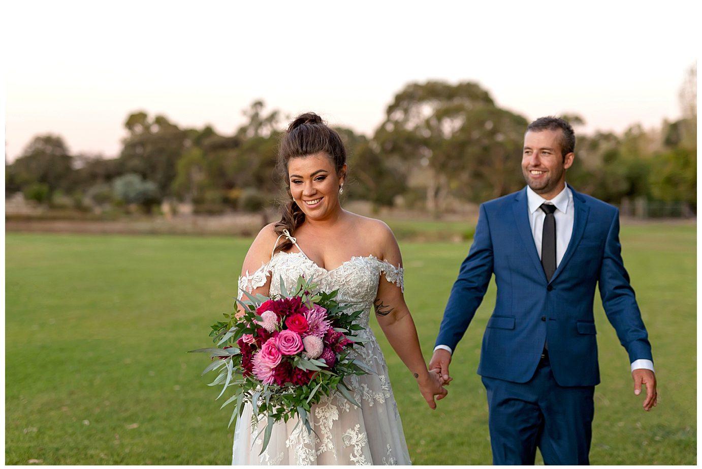 Adelaide Hills Wedding - JUSTIN & GABRIELLE