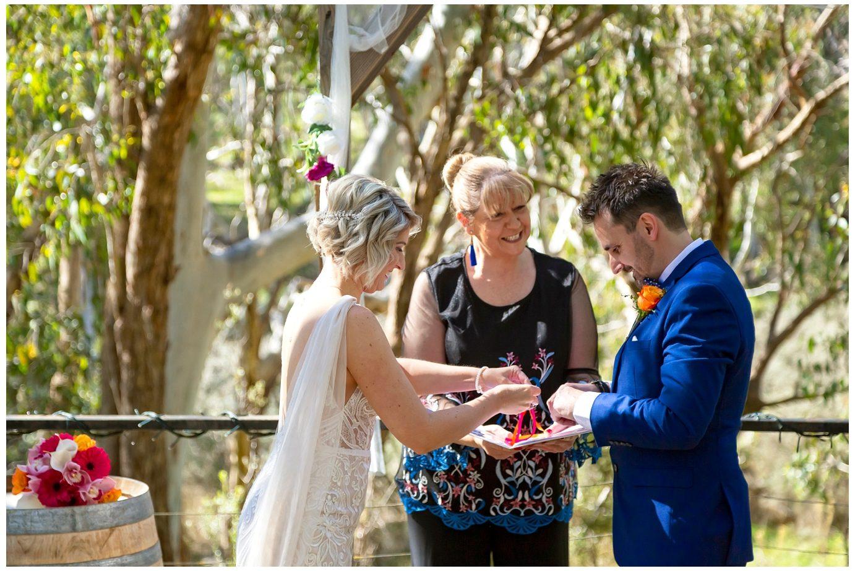 Adelaide Hills Wedding Stephan and Susan