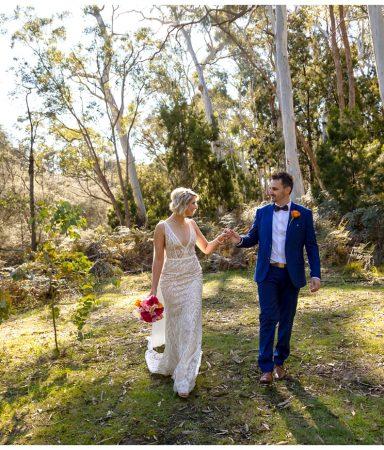 Adelaide Hills Wedding - STEPHAN & SUSAN
