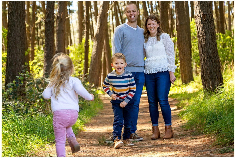 Adelaide Hills Family Portrait Session