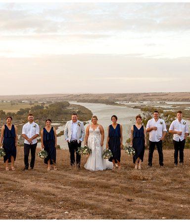 Murraylands Wedding - BROCK & CHEVELLE